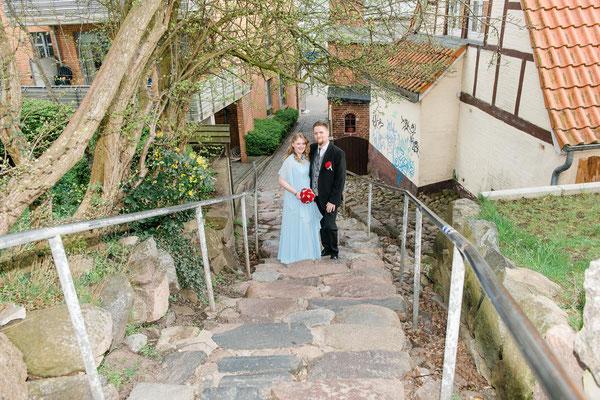 Brautpaarshooting in Kappeln