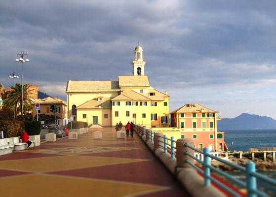 Обзорная по Генуе с Капчевской Татьяной