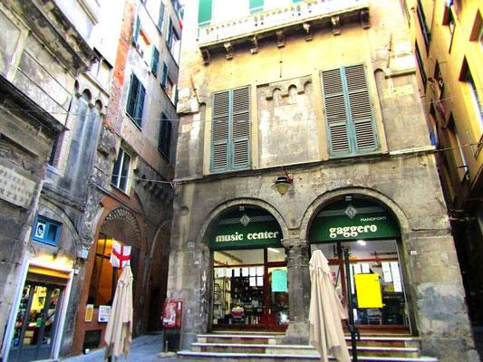 Генуя старый город, экскурсии по Генуе с Капчевской Татьяной