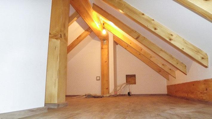 Walerianiwicz Dachbodenausbau