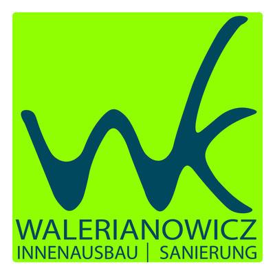 Logo Walerianowicz Innenausbau und Sanierung