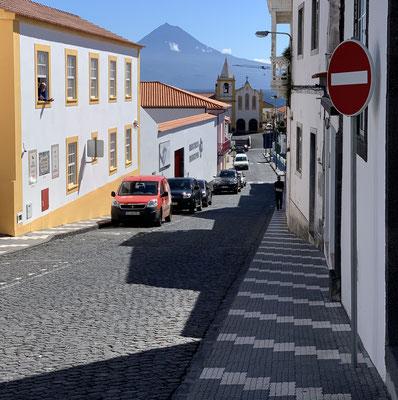 Blick auf Pico