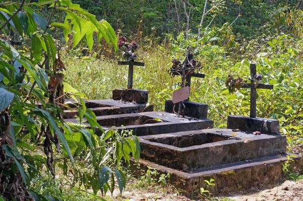 Friedhof der Kautschukzapfer