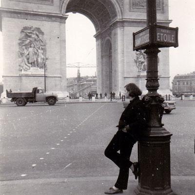 1967 Frankreich: Paris