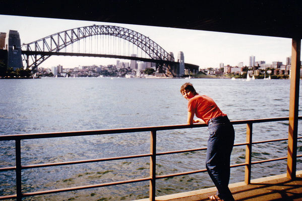 1985 Australien: Sydney