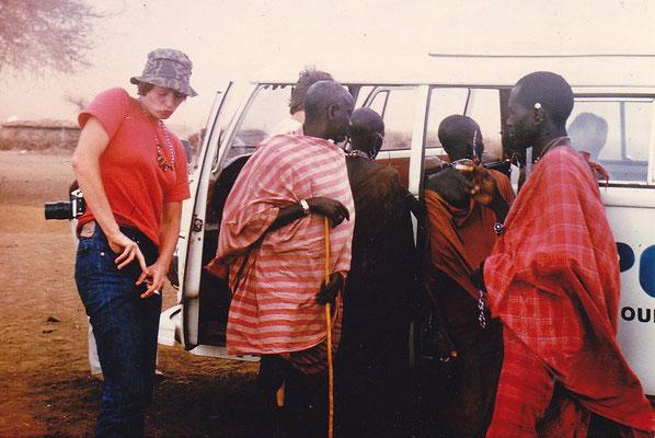 1976 Kenia