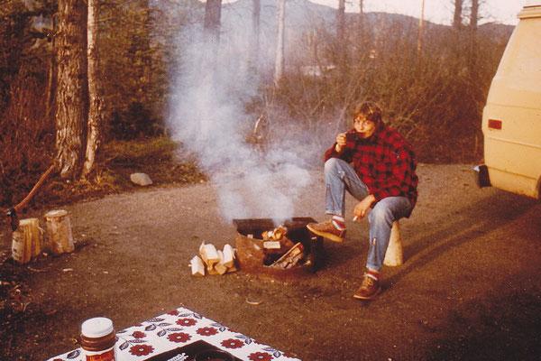 1982 Kanada: British Columbia