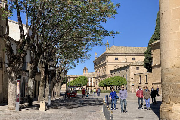 Úbeda: Blick auf die Plaza de Vázquez de Molina