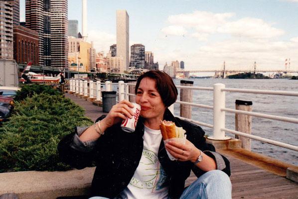 1990 USA: New York