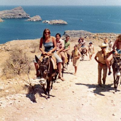 1974 Griechenland: Rhodos