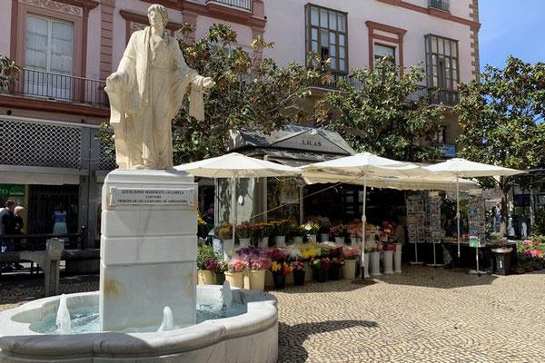 Plaza Topete bzw. Plaza de las Flores