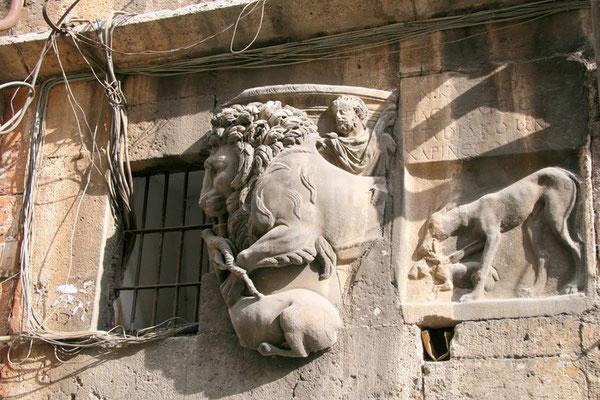 Rom: Kunst am Bau