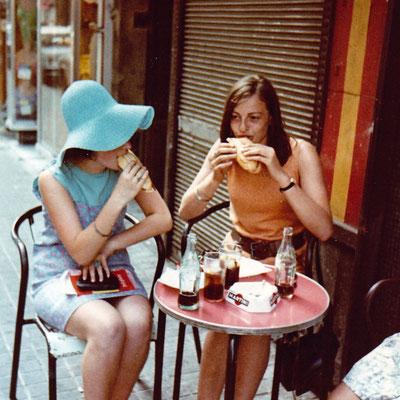 1970 Spanien: Barcelona