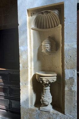 Úbeda: Detail in der Capilla de Salvador