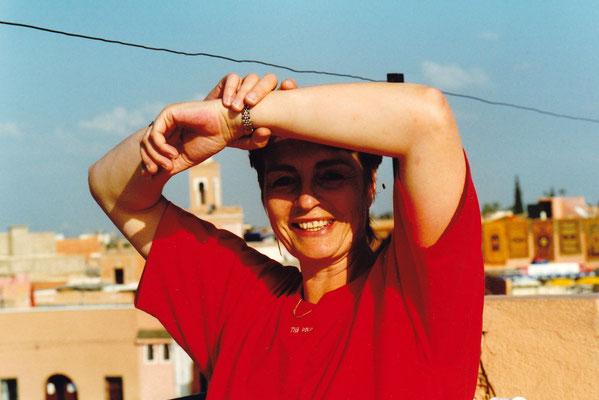 1995 Marokko: Marrakesch