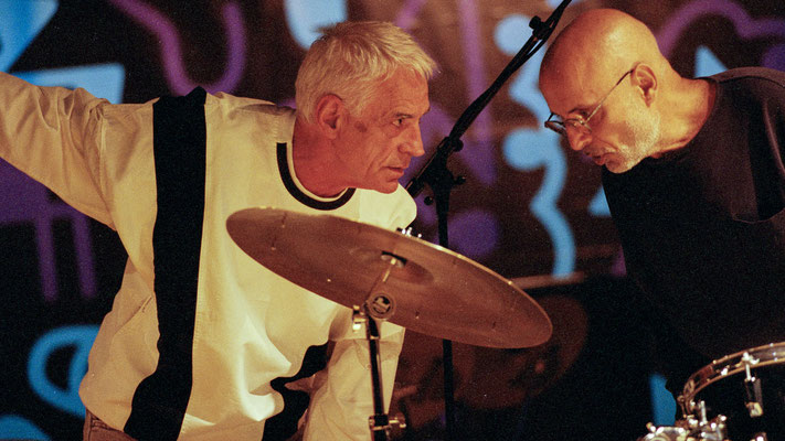 GERRY PEACOCK + PAUL MOTIAN