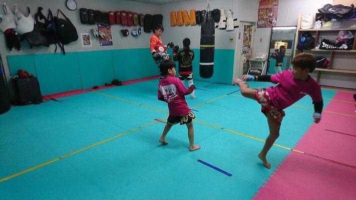 奈良県でキックボクシングするならteamYAMAT0