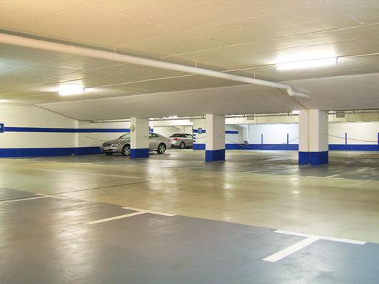 Parkhaus-Sanierung