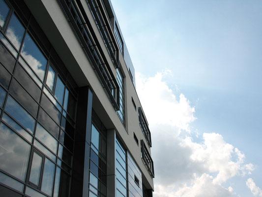 Gebäudefassaden-Sanierung
