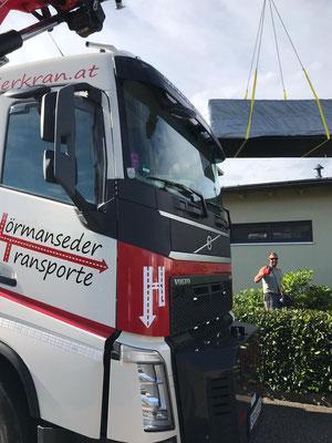 Kran & Transport