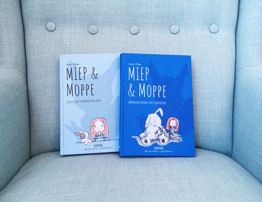 Miep & Moppe – das flauschige Duo