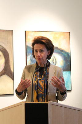 Doris Schulz, Gründerin Verein Europafrauen, Bundesrätin