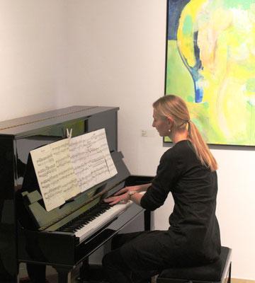 Christine Roth, Pianistin