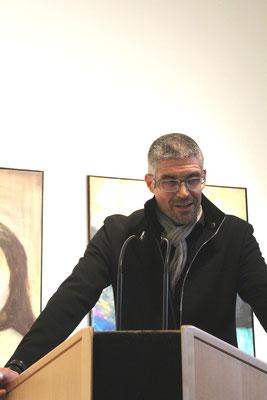 Andreas Henter, Architekt tp3, Laudator