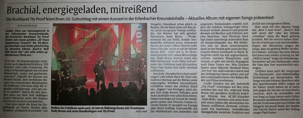 Rheinpfalz 2016 - 20 Years Anniversary Concert