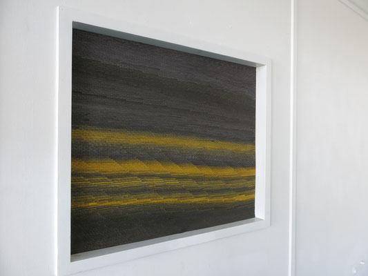 Klinker, drawing ink on paper,  93 x 113 cm