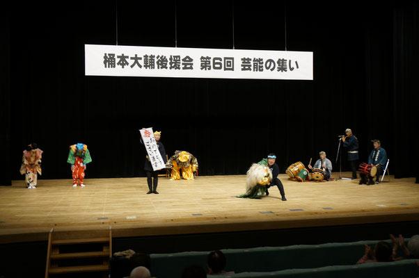 地元選出市会議員後援会主催「芸能の集い」