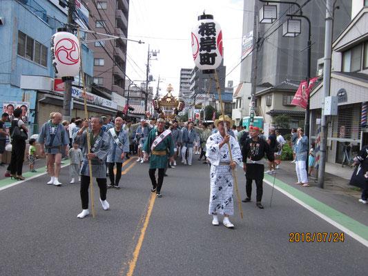 浦和パレード1