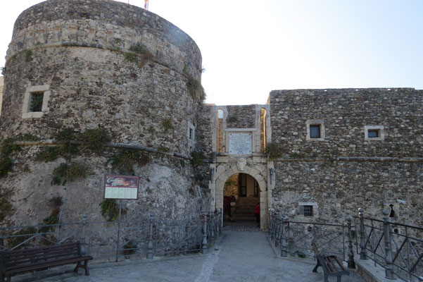 Пиццо замок Мюрат
