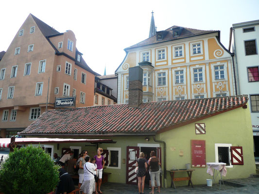 Gaststätten Regensburg Umgebung