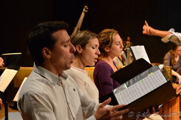 Cantiques de Jean Racine, Les Boréades, Salle Bourgie, Montréal