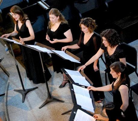 Musique des Ursulines, Abaye St-Benoît du Lac, Festival d'Orford