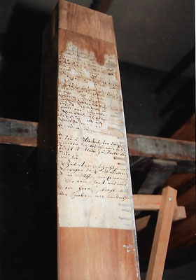 Papier zum Abdichten der Pfeifen