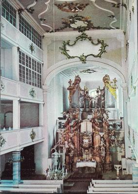 Suhl, Postkarte DDR, Deutsche Fotothek Dresden Walther