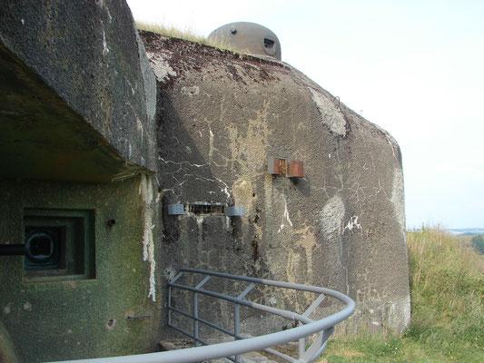 Ouvrage de la Ferté ; sur la ligne Maginot