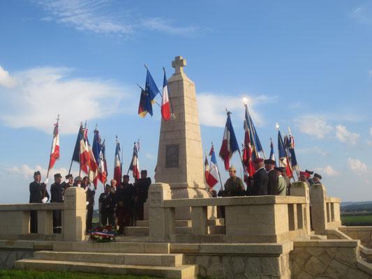 Les sites de mémoire de Luzy-saint-Martin vous plongent dans la 1ère guerre mondiale