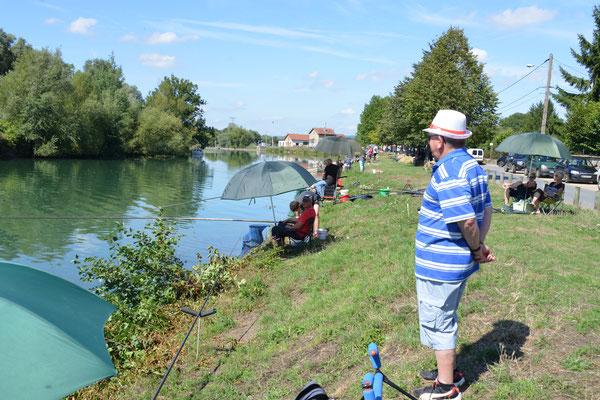 La Meuse regorge de sandres, de carpes et de brochets