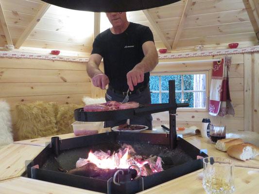 Quoi de mieux qu'un bon barbecue