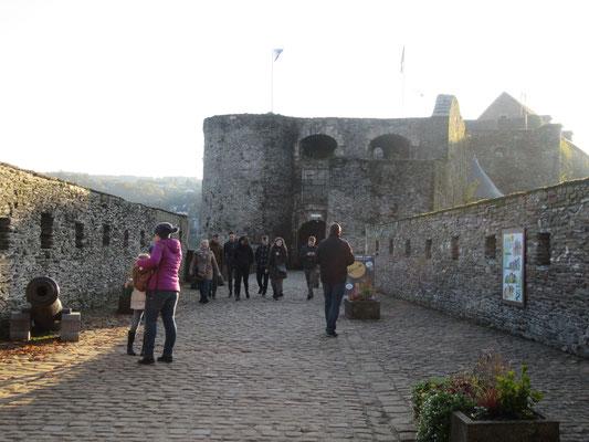 Le château de Bouillon