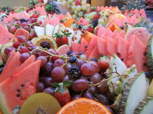 Le plein de fruits et le plein de sensations