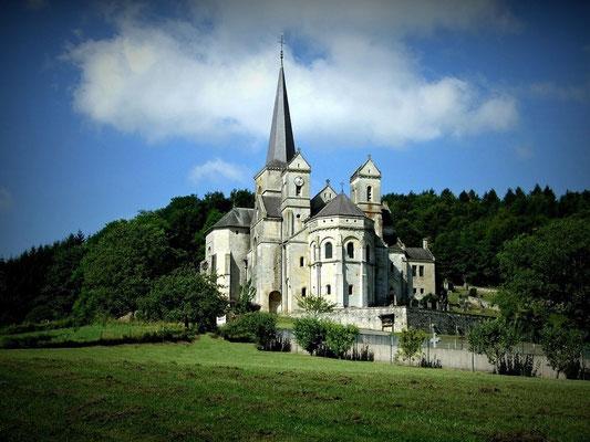 L'église de Mont-devant-Sassey est un véritable joyau