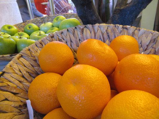 Des fruits pour la pause