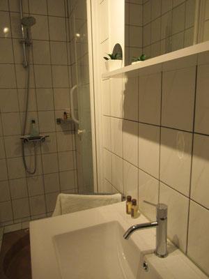 Une salle d'eau-WC au rez-de-chaussée