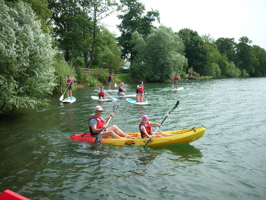 Canoë Kayak - Rand'eau Meuse