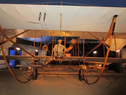 Le biplan Roger Sommer 1910