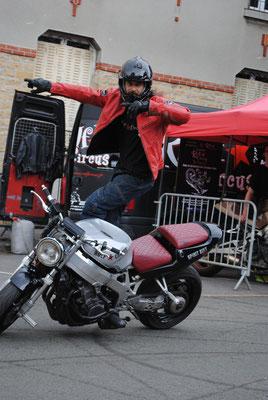 La fête de la moto à Mouzon